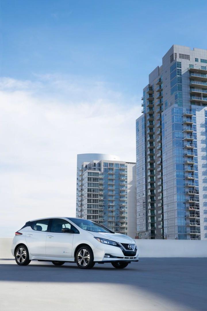 O novo Nissan Leaf dá-lhe mais de 300km de autonomia