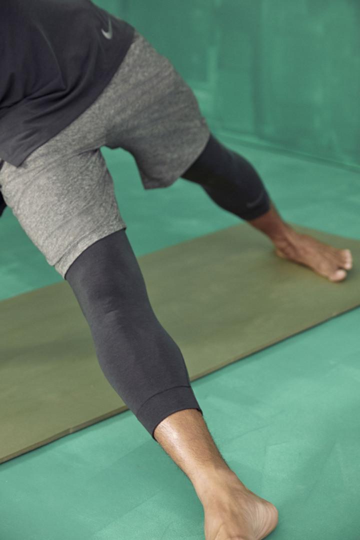 Fluidez e movimento. Nike lança primeira coleção para yoga