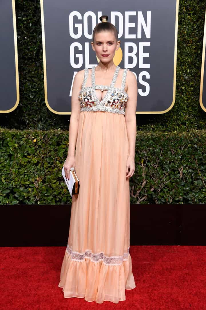Kate Mara prepara-se para ser mãe pela primeira vez