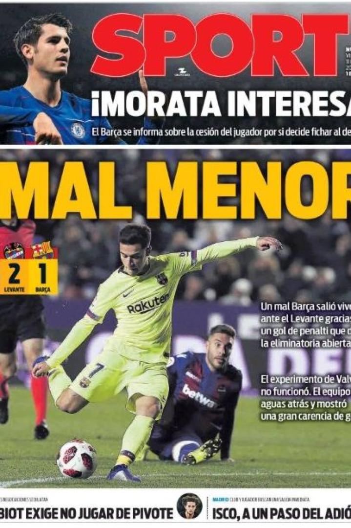 Lá fora: Da derrota do Barça ao contrato de Icardi, sem esquecer Ramos