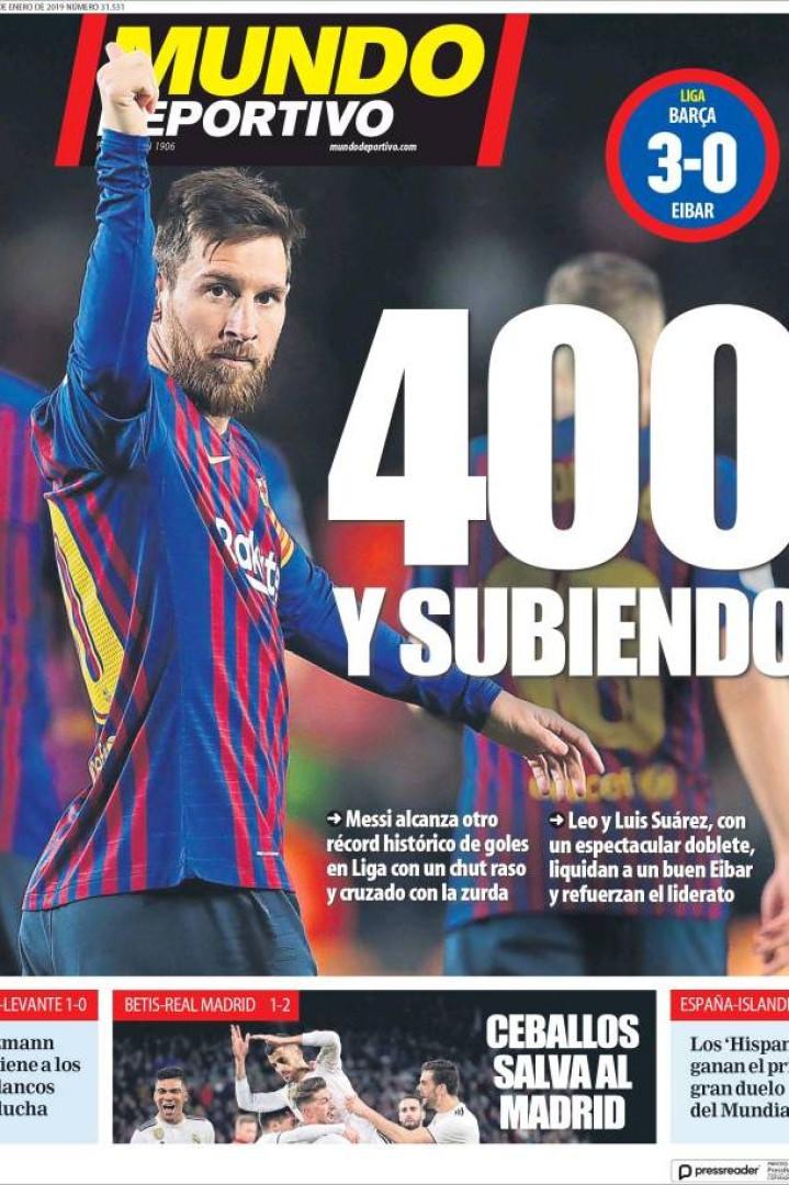 Lá fora: De Gea inacreditável, novo companheiro de CR7 e Messi histórico