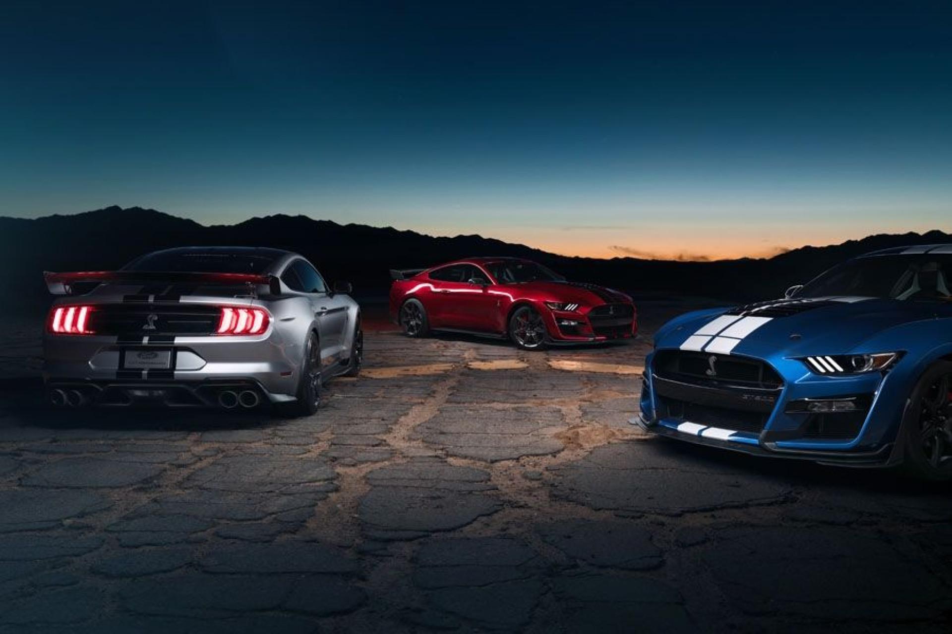 """Ford desvenda o Mustang """"mais potente de sempre"""""""