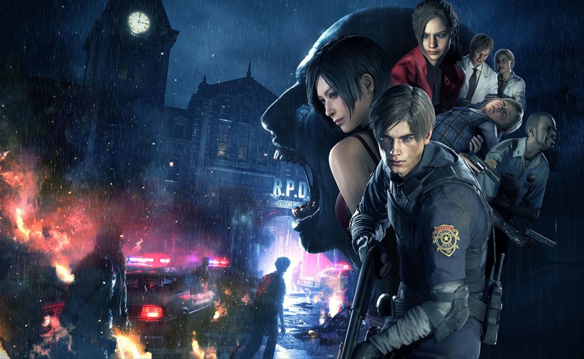 'Resident Evil 2' chega amanhã. Veja o novo (e aterrorizante) trailer
