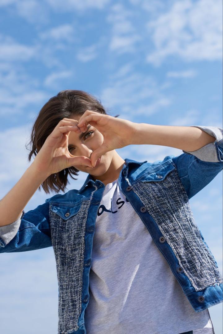 'Salsa Love Wears Jeans' - No Dia dos Namorados opte pelo denim