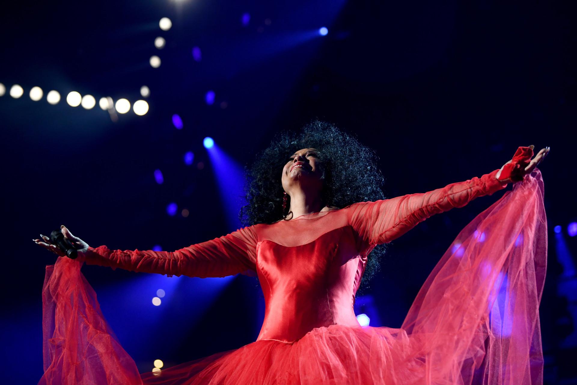 Homenageada nos Grammy Awards, Diana Ross celebra aniversário