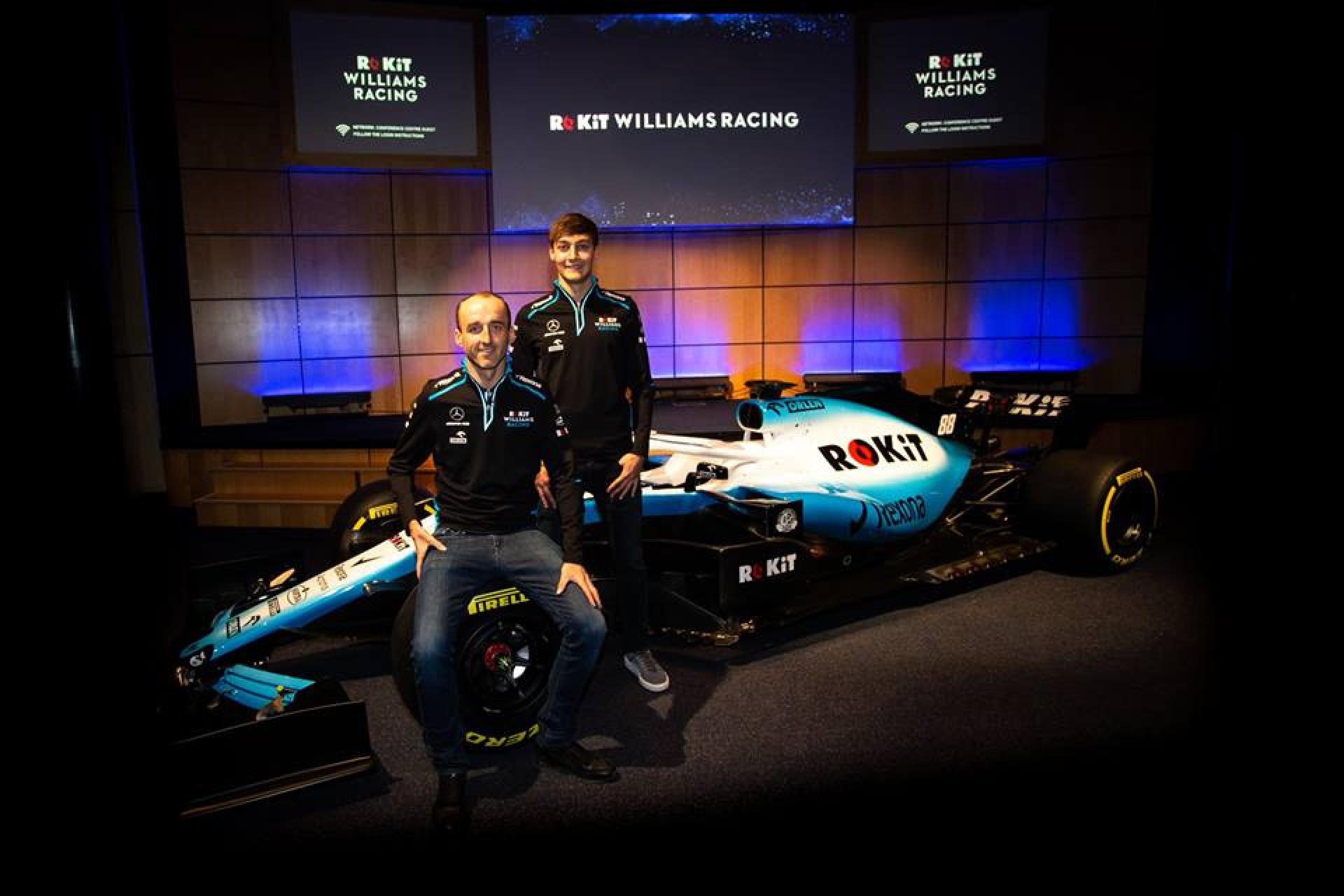Oficial: Os primeiros monolugares revelados para o Mundial de Fórmula 1