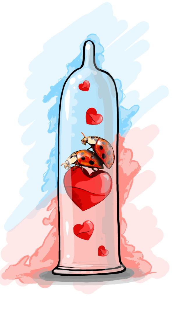 Bom dia! Artistas portugueses criam preservativos de São Valentim