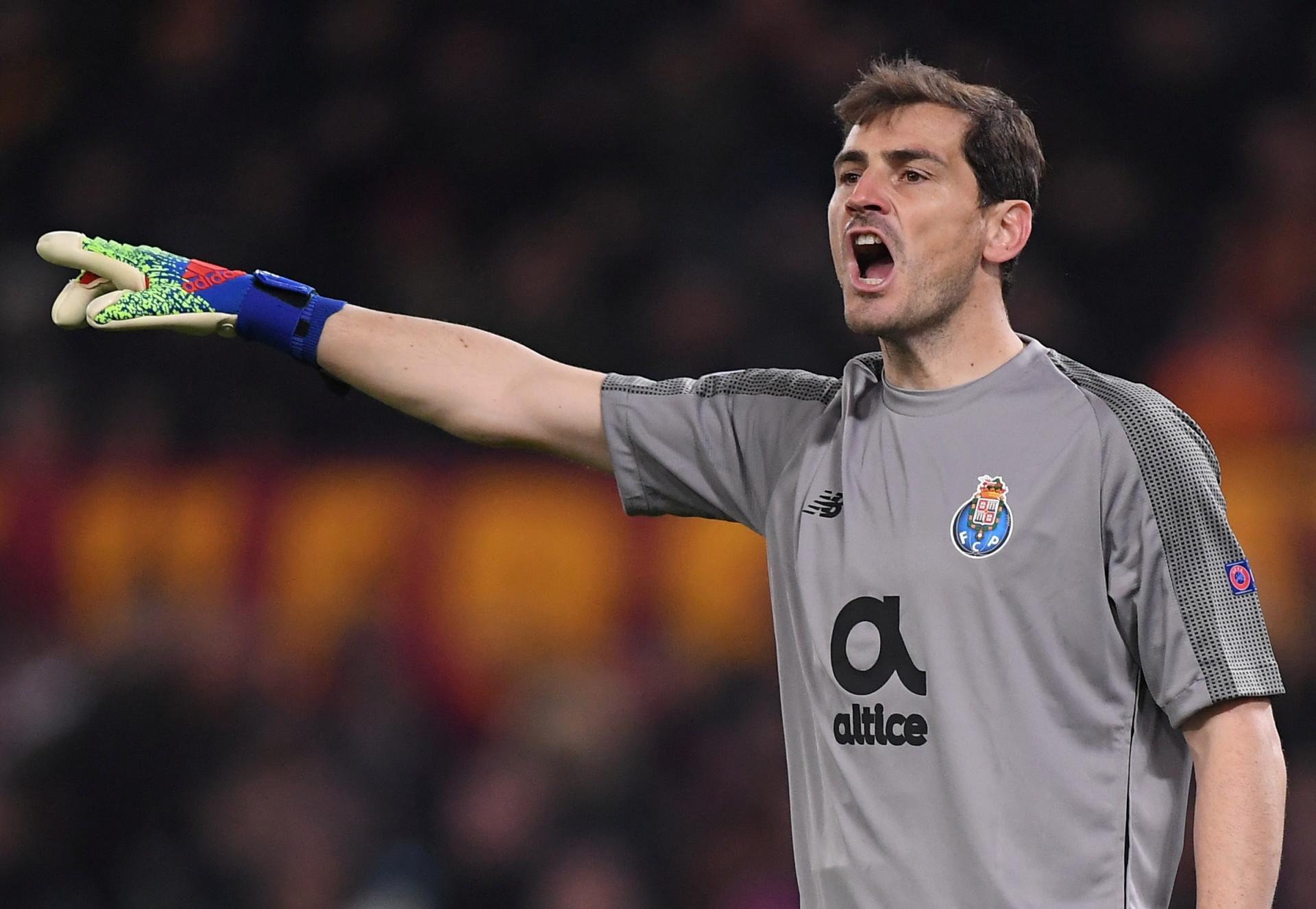 AS Roma-FC Porto: As imagens que não viu na televisão