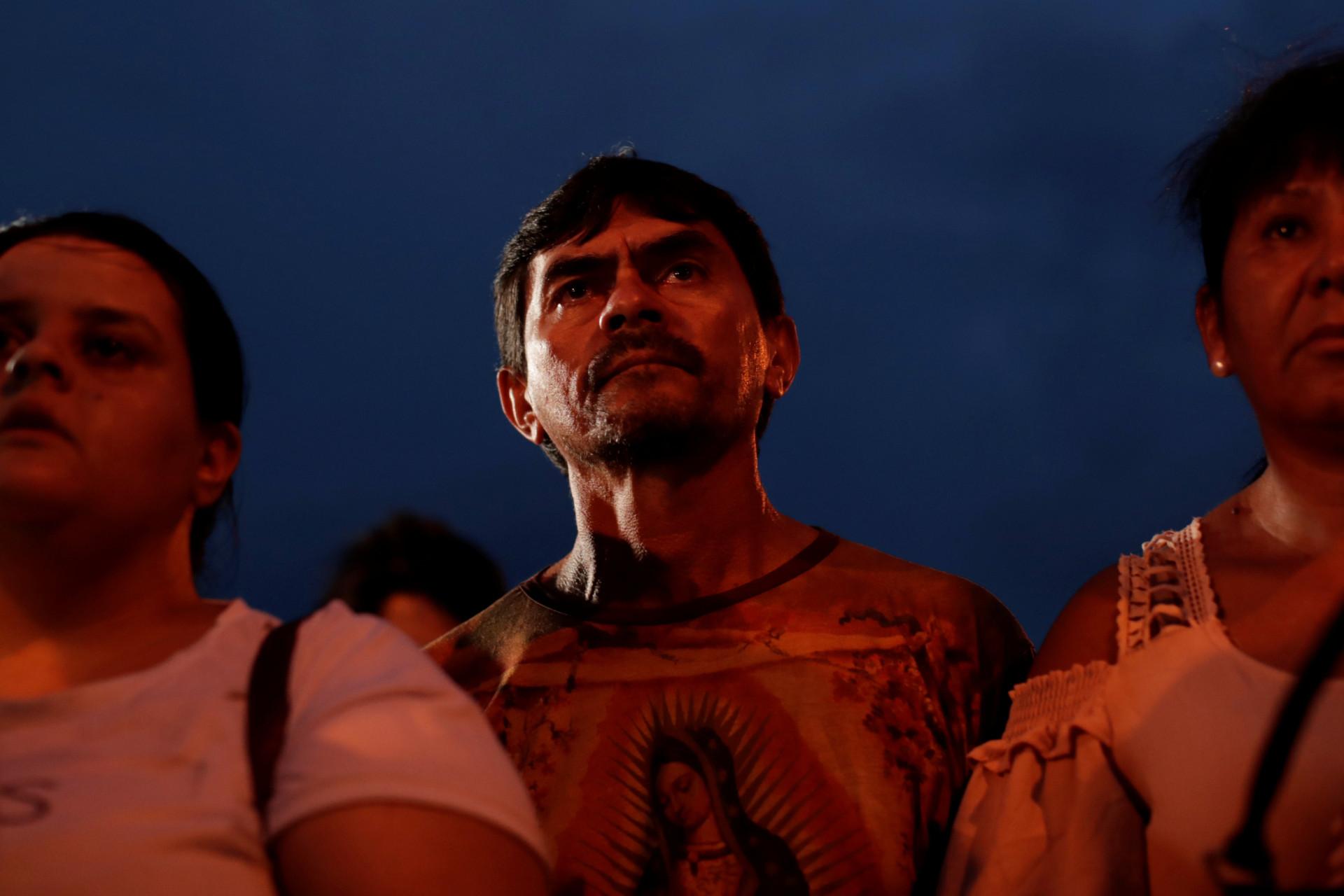 As imagens após o massacre que deixou o Brasil (novamente) de luto