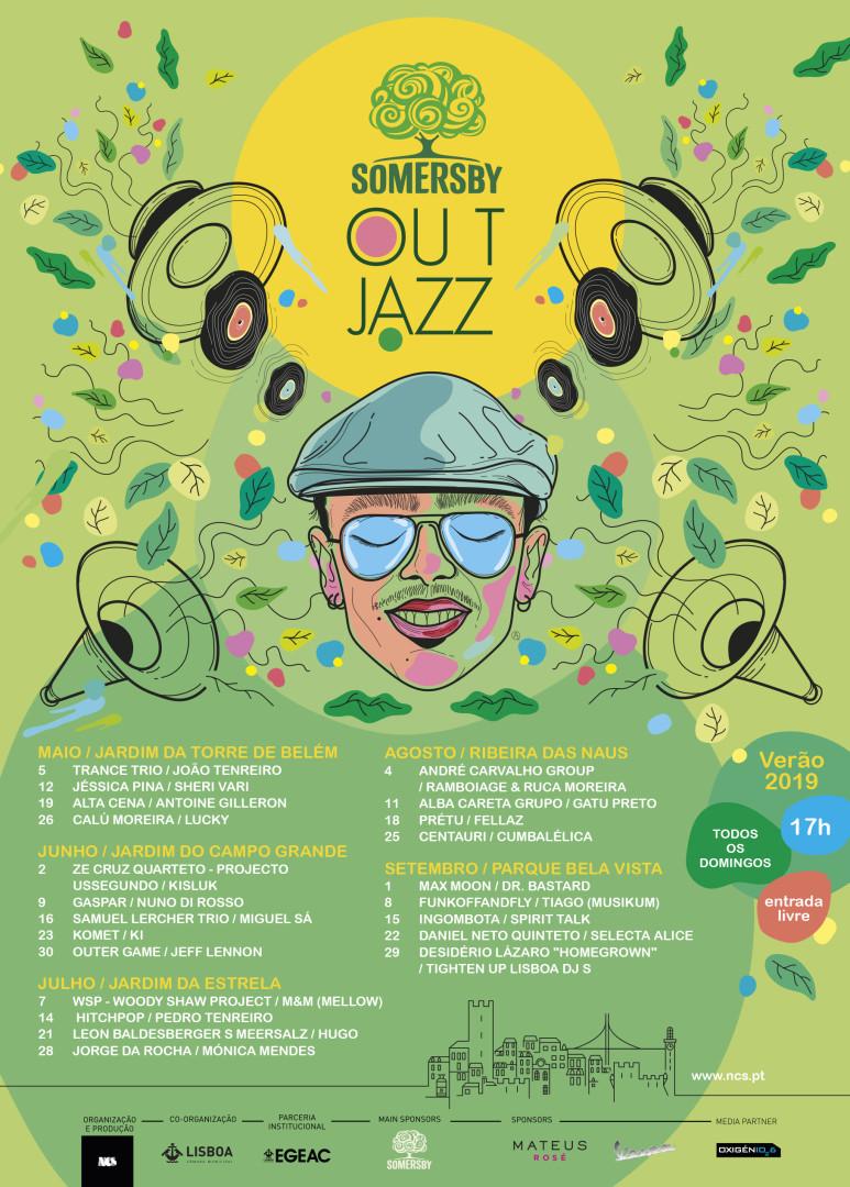 Já se sabe o que vai poder ouvir (e onde) no Out Jazz deste verão