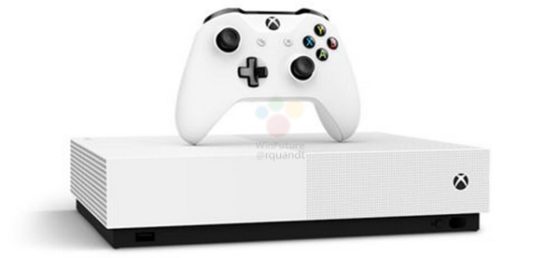 Fuga de informação revela nova versão da consola da Microsoft