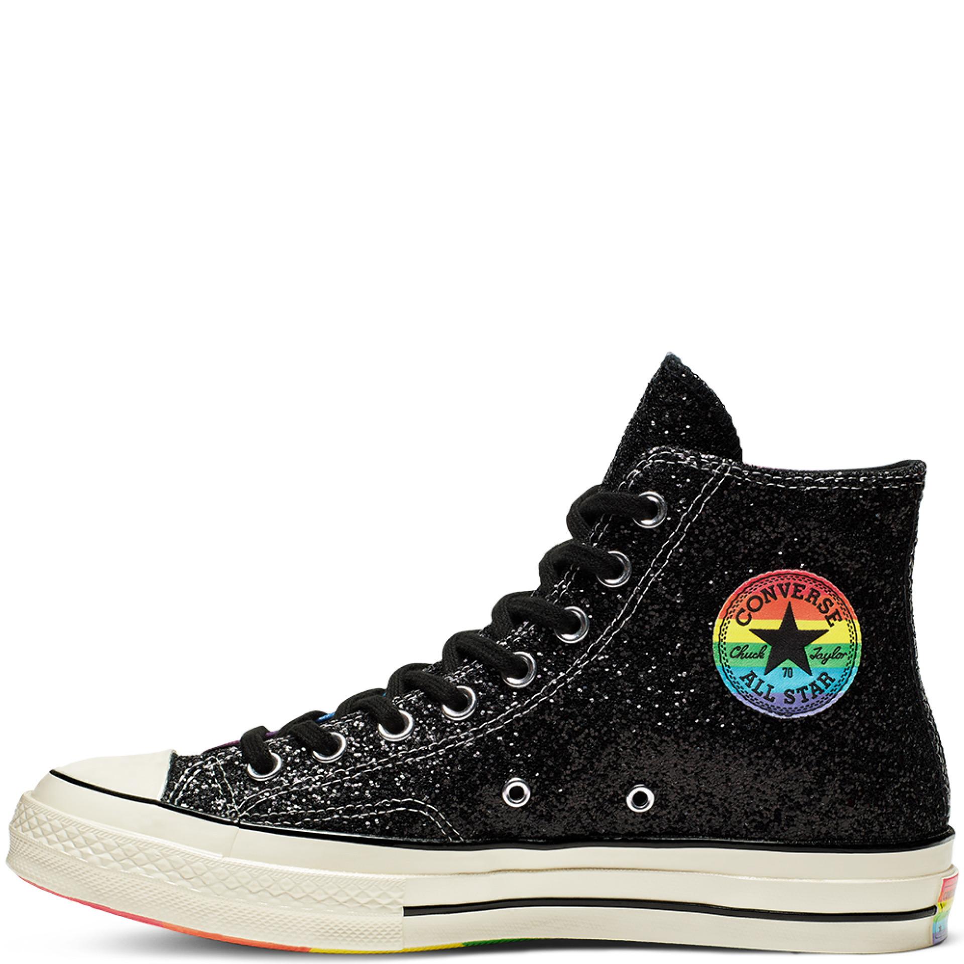 Rebeldia e originalidade: Converse celebra 50º Aniversário Pride