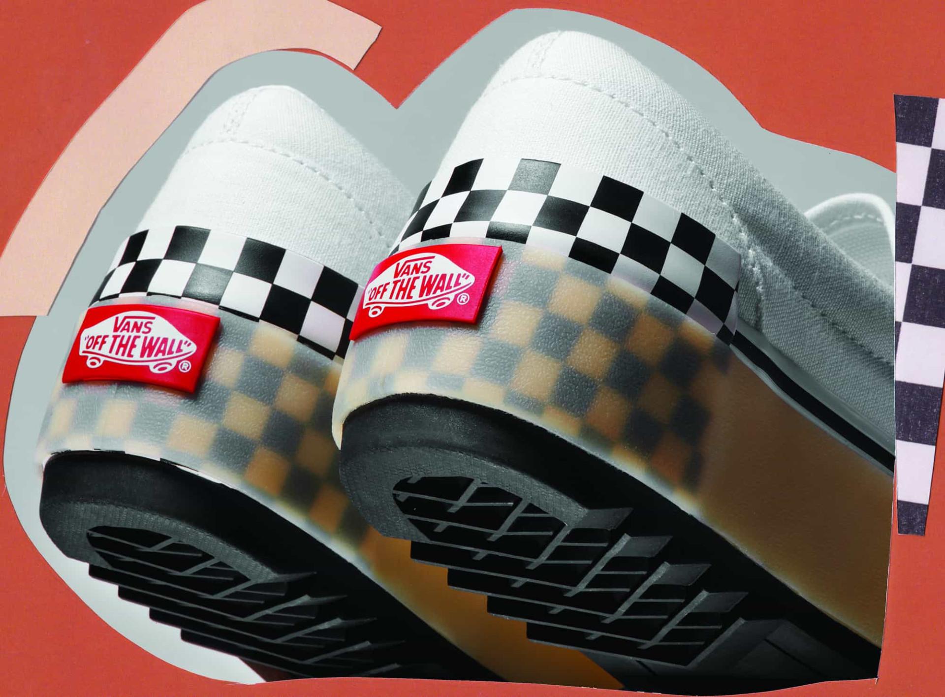 Vans reinventa ténis Classic Era e Sk8-Hi, com nova coleção Stacked