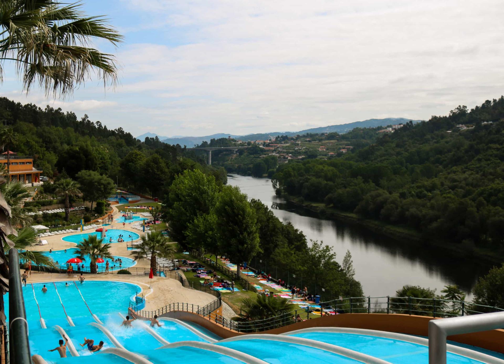 Reabre o maior parque aquático de montanha da Península Ibérica