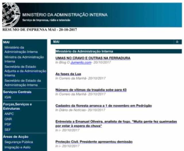 Marcelo jumento? Ministério da Administração Interna inicia investigação