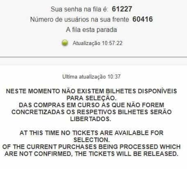 Bilhetes para U2 levaram 50 minutos a esgotar em Ponta Delgada