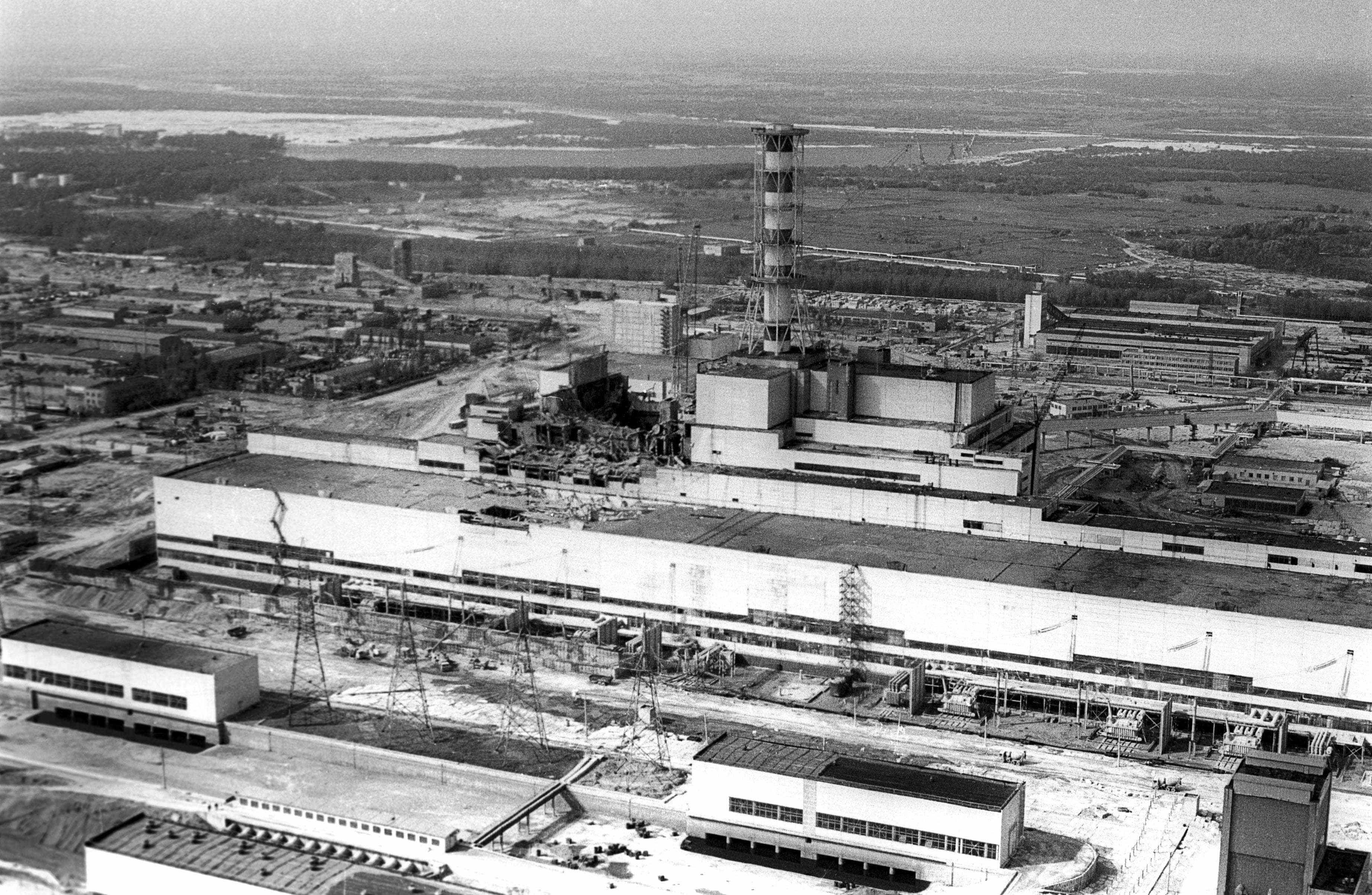 A cidade fantasma e outras cicatrizes do pior acidente nuclear de sempre