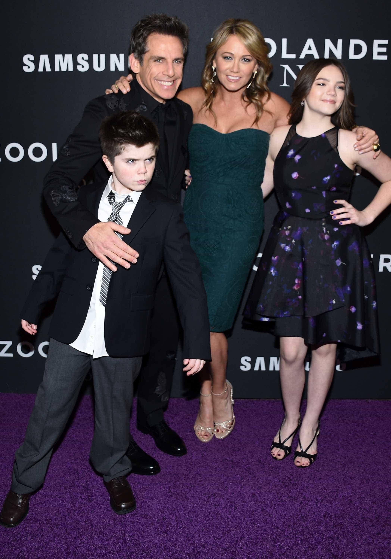 Ben Stiller se separa após 18 anos de casamento