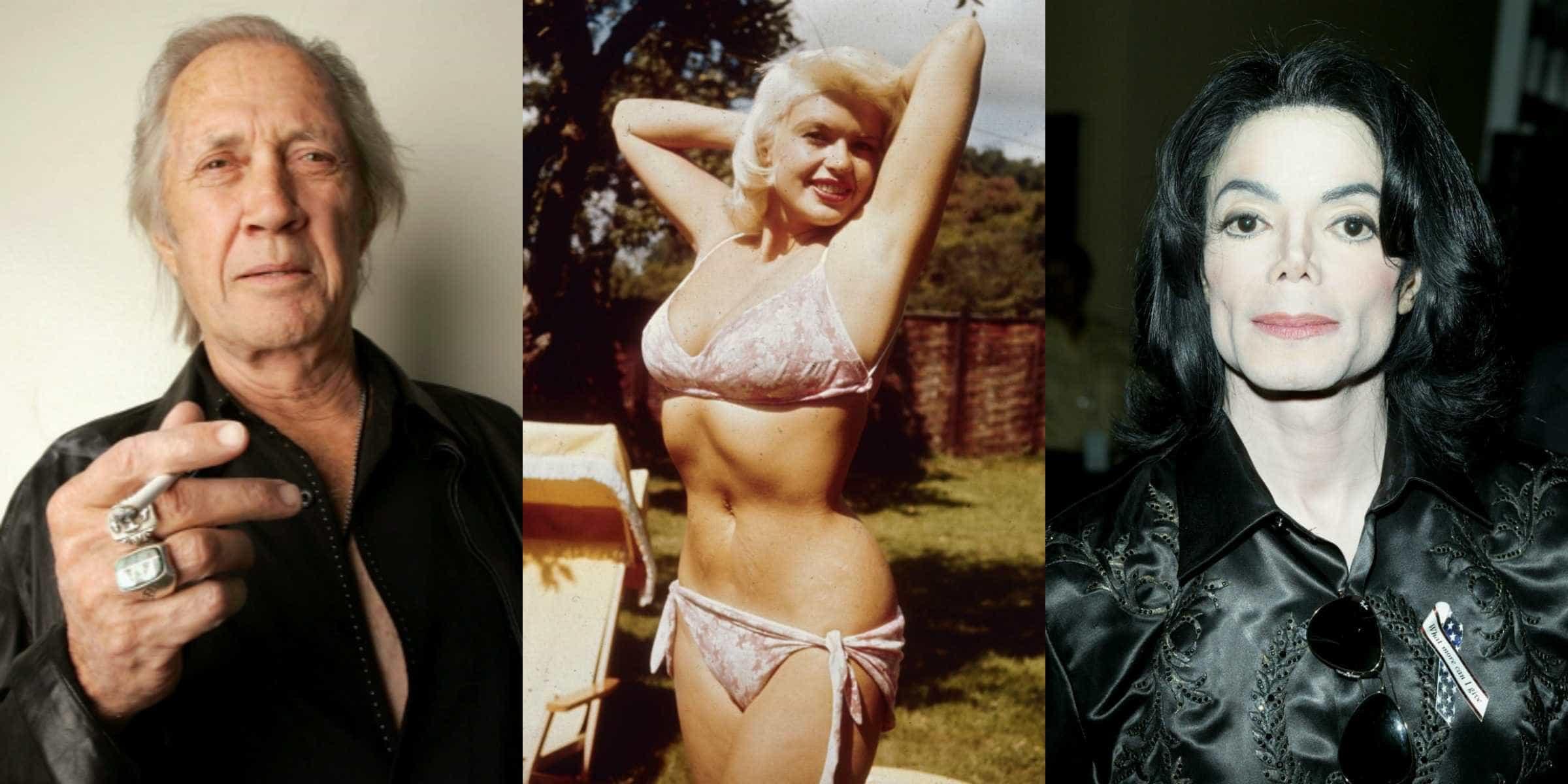As misteriosas mortes das celebridades