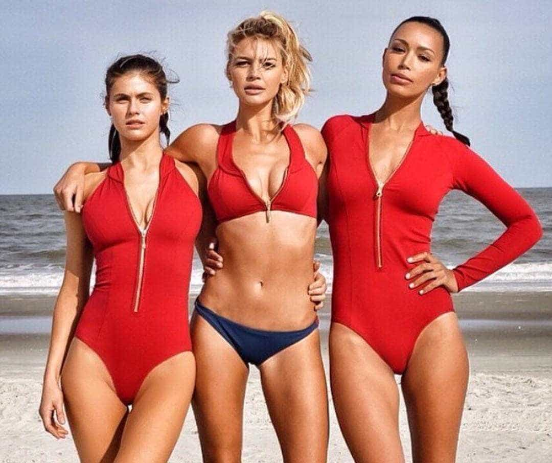 Veja as fotografias do novo 'Baywatch' -