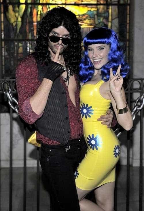 Halloween: Os famosos que se vestem de celebridades -