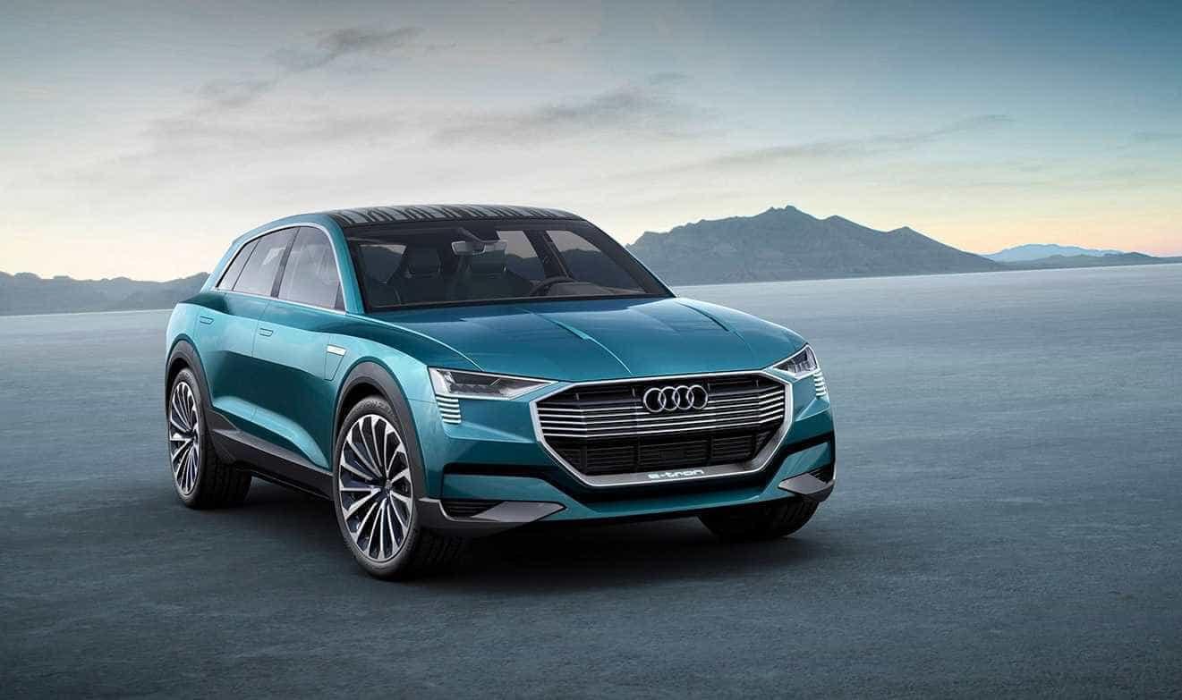 Conheça os três modelos elétricos da Audi -