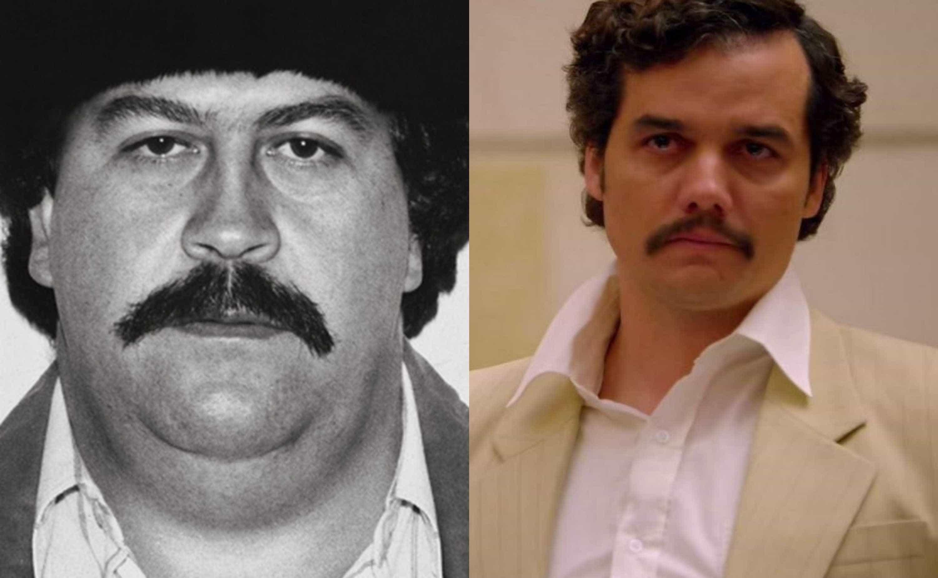 Saiba como eram os personagens de 'Narcos' na vida real -