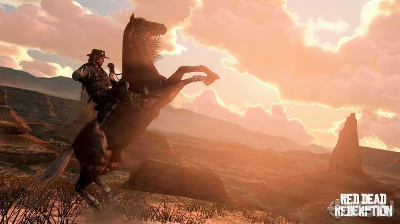 'Red Dead Redemption' -
