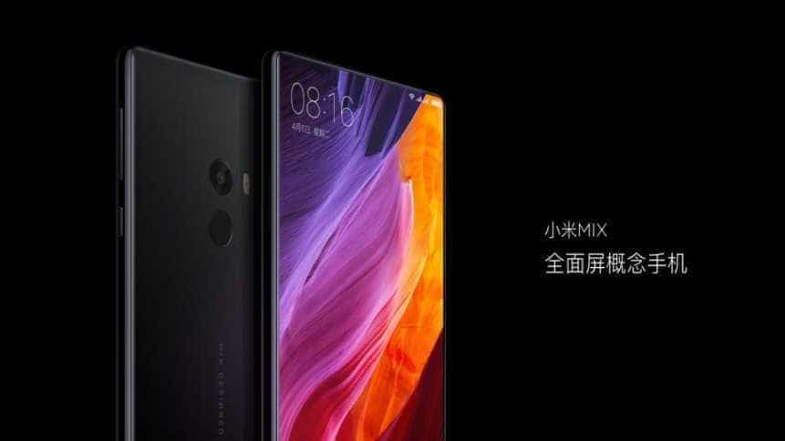 Ecrã do novo Xiaomi cobre mais de 90% do smartphone