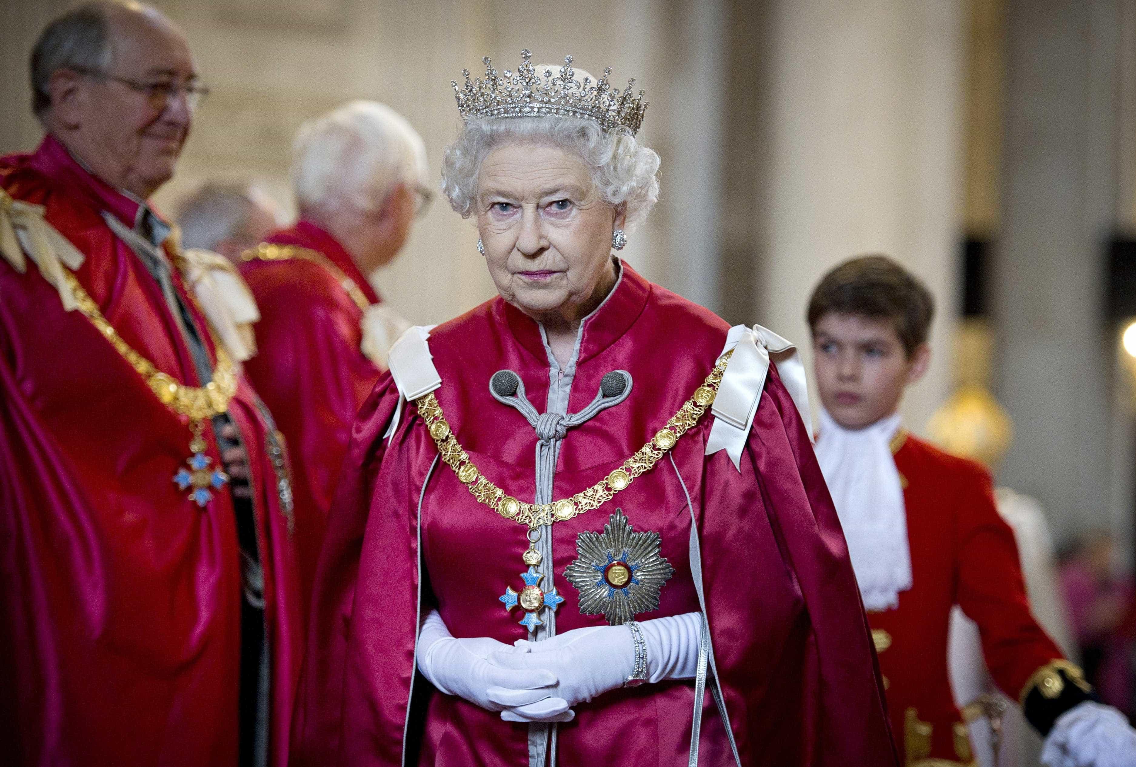 Morreu a melhor amiga da Rainha de Inglaterra -