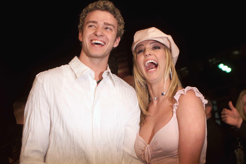 Quando Justin Timberlake e Britney Spears eram o casal da moda -