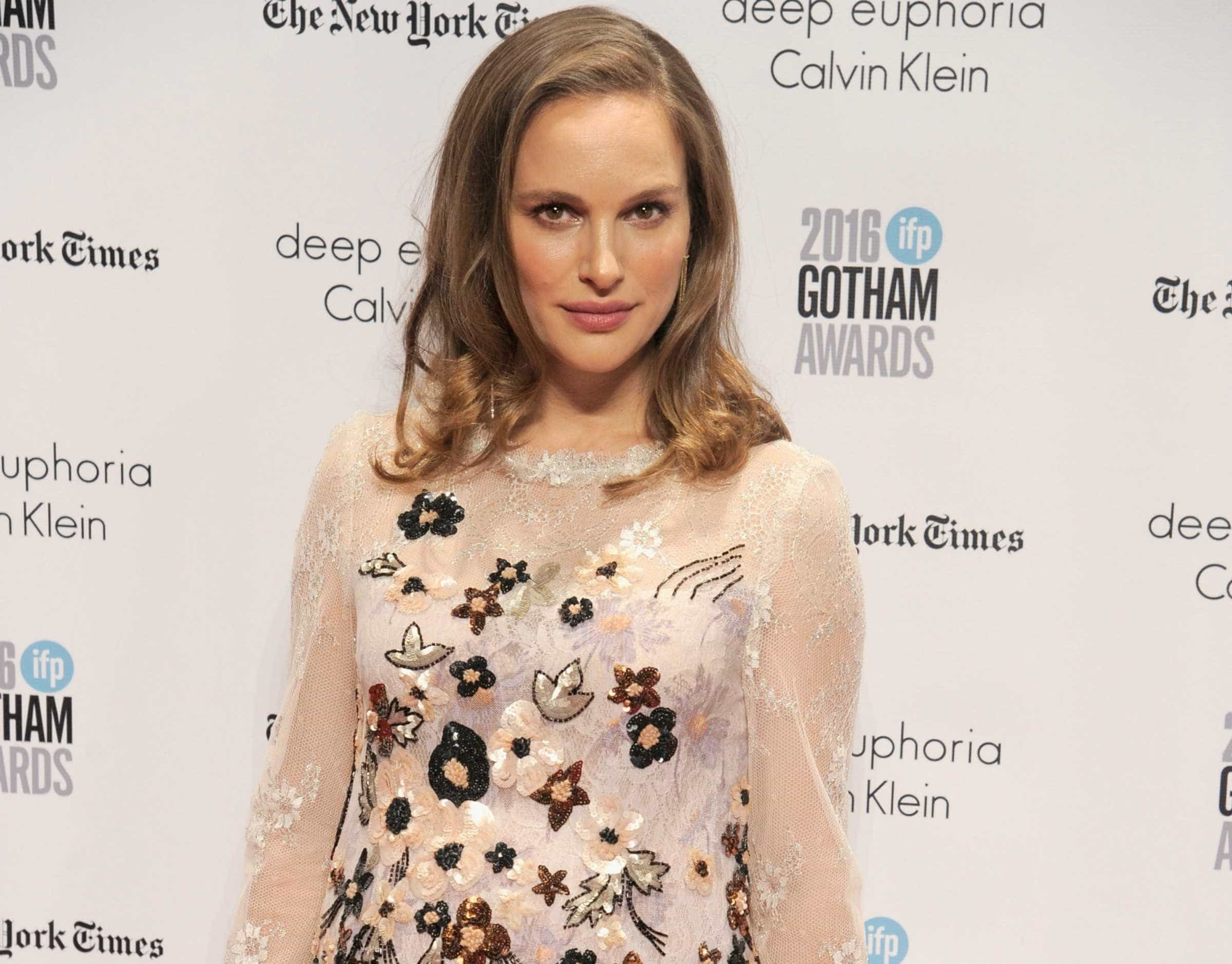 Natalie Portman brilha nos Gotham Independent Film Awards -