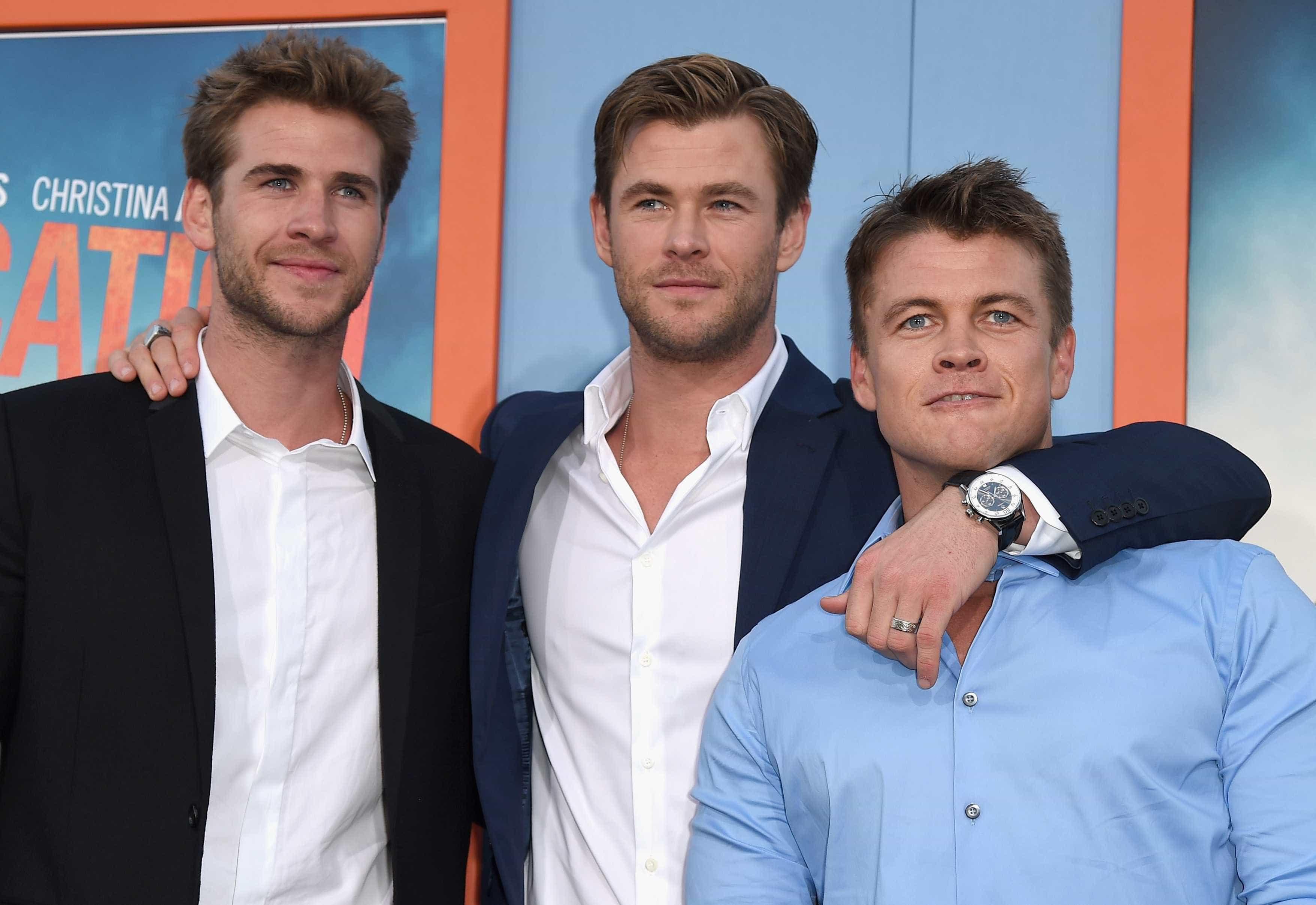 A genética dos Hemsworth é abençoada? -