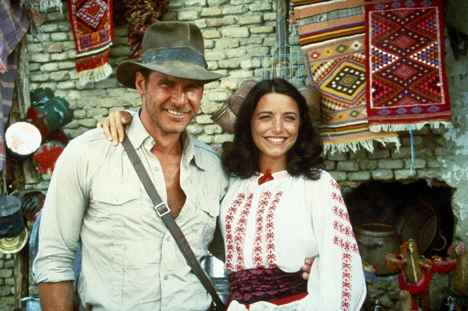 O que é feito da namorada de Indiana Jones em 'Os Salteadores da Arca Perdida'? -