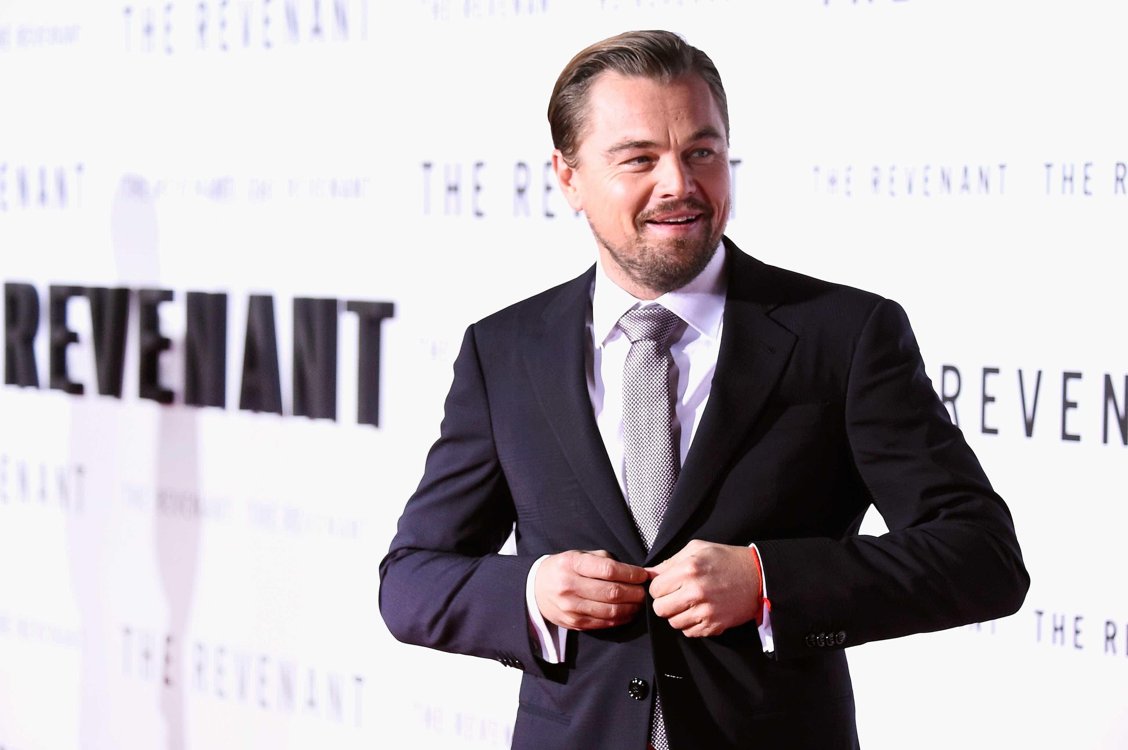 DiCaprio recordista: Ator já andou com 10 modelos da Victoria's Secret -