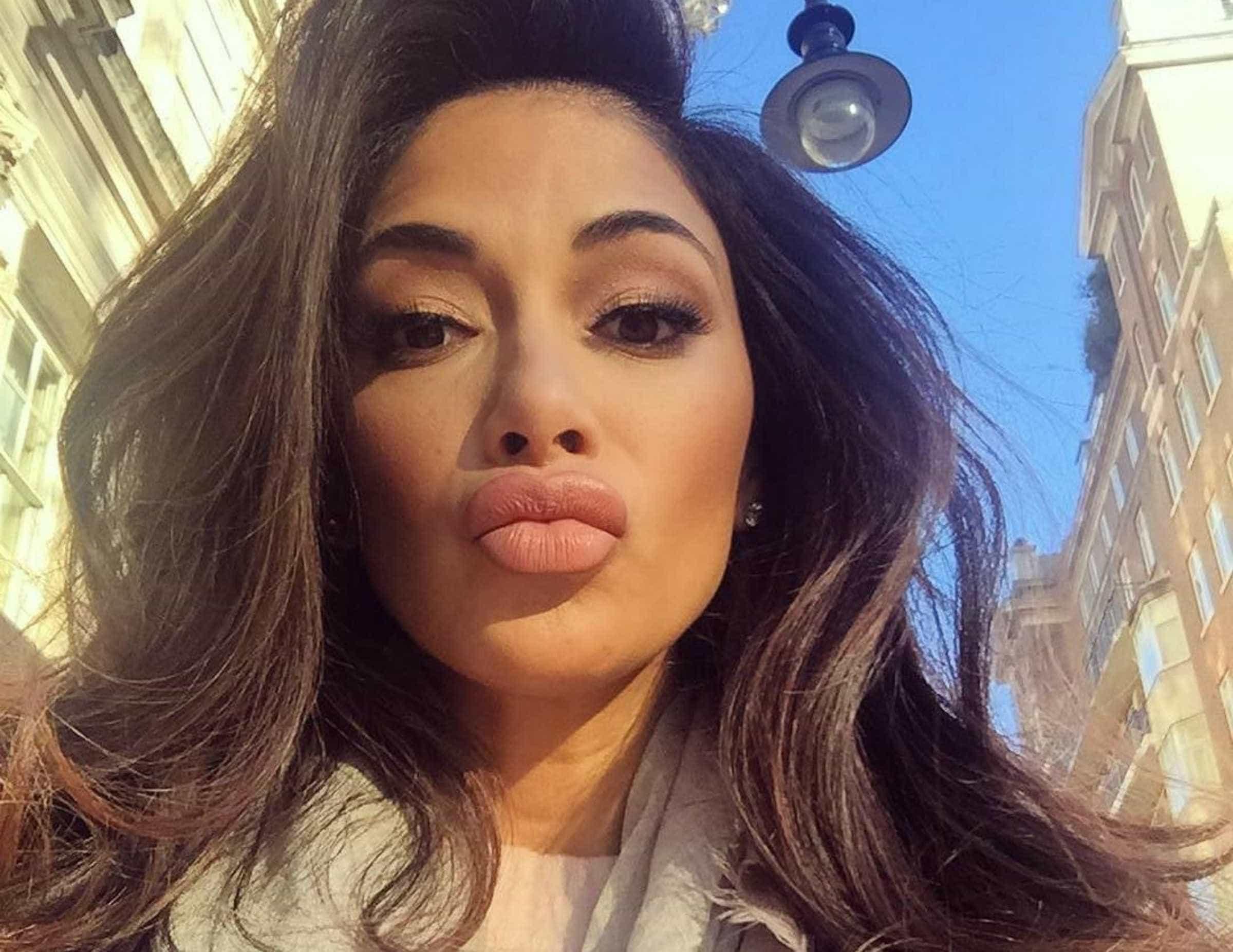 Terá Nicole Scherzinger retocado cirurgicamente os lábios? -