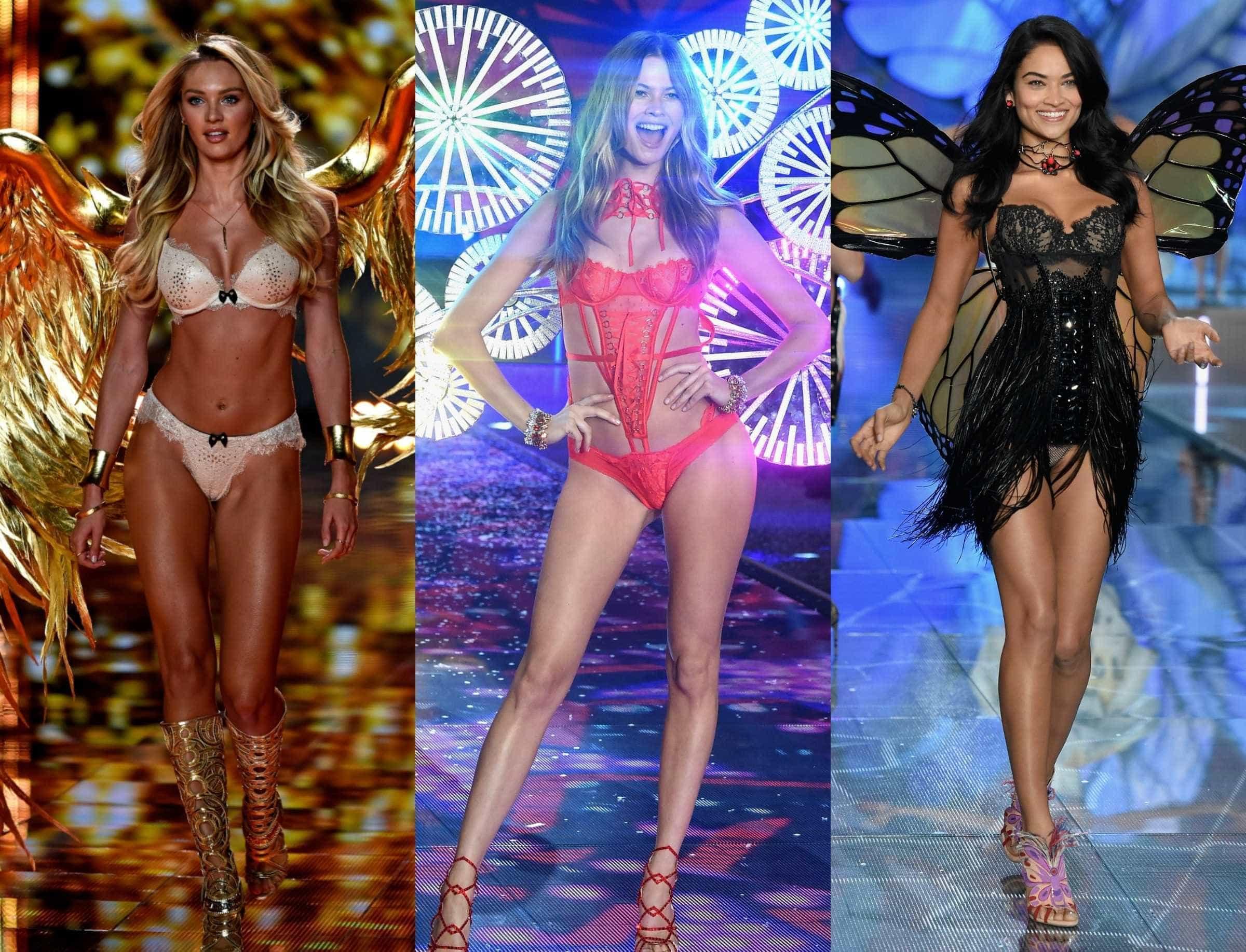 Victoria's Secret: As grandes ausentes do desfile -
