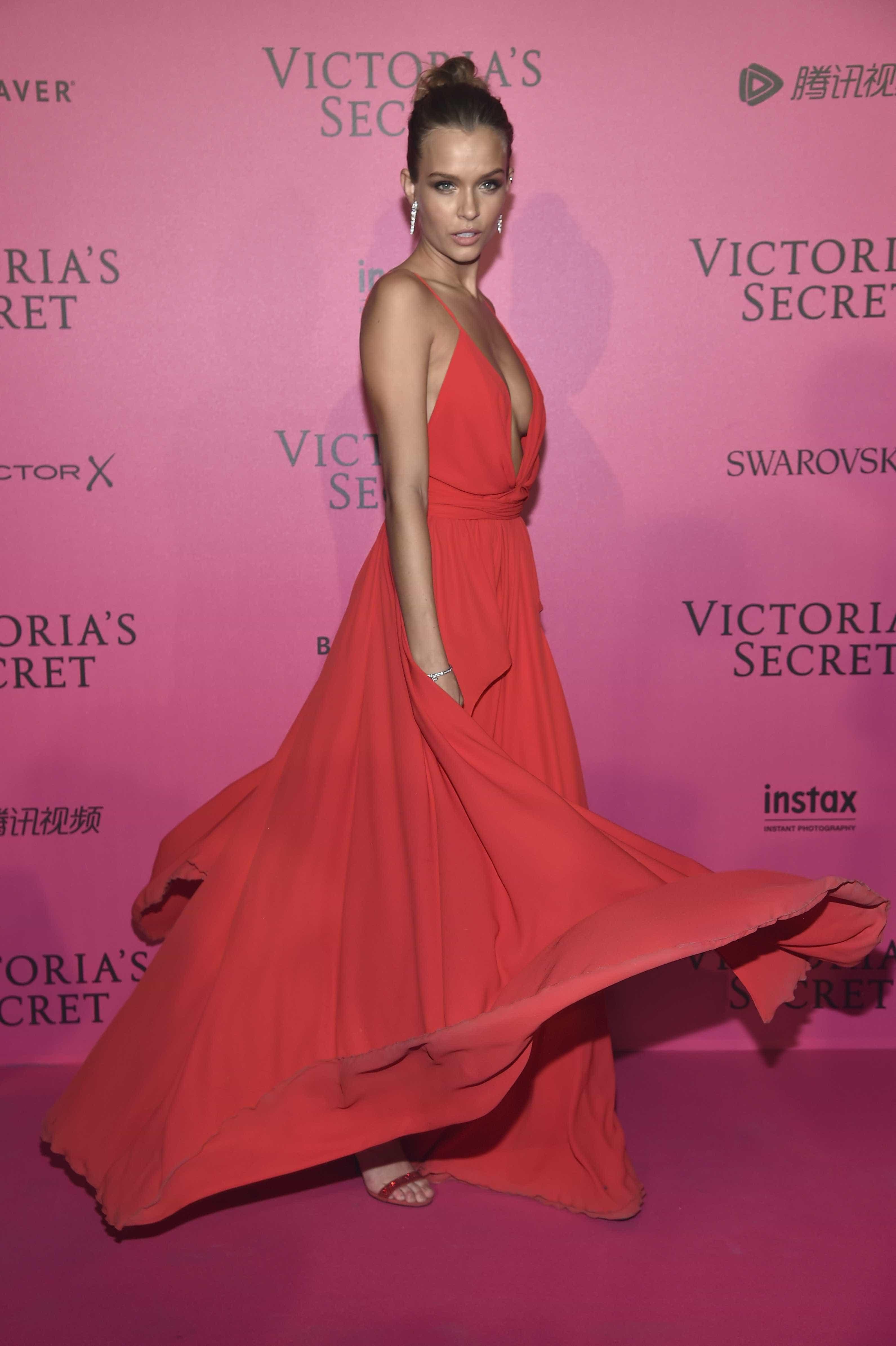 Os 'looks' na festa do desfile da Victoria's Secret