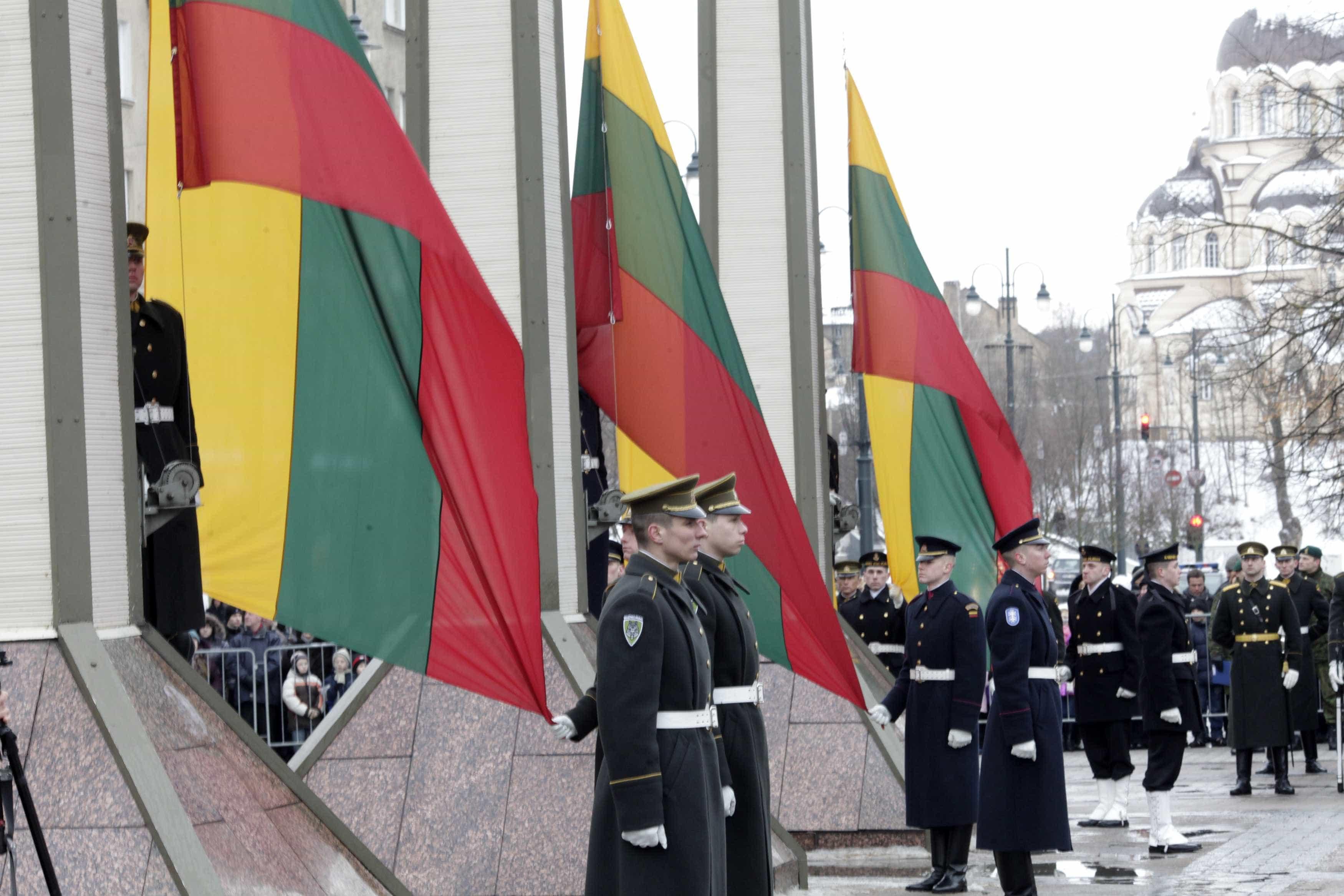 Lituânia  -