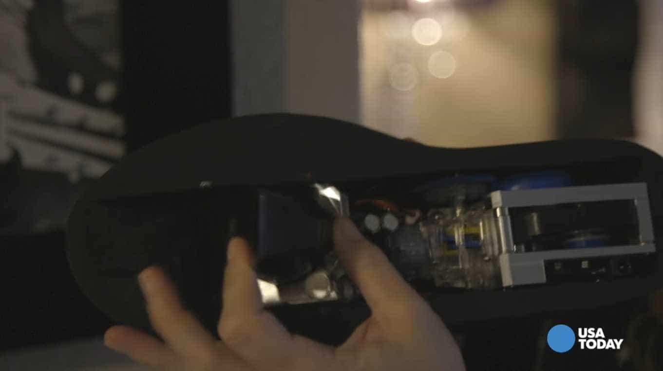Estes foram os gadgets mais estranhos apresentados no CES