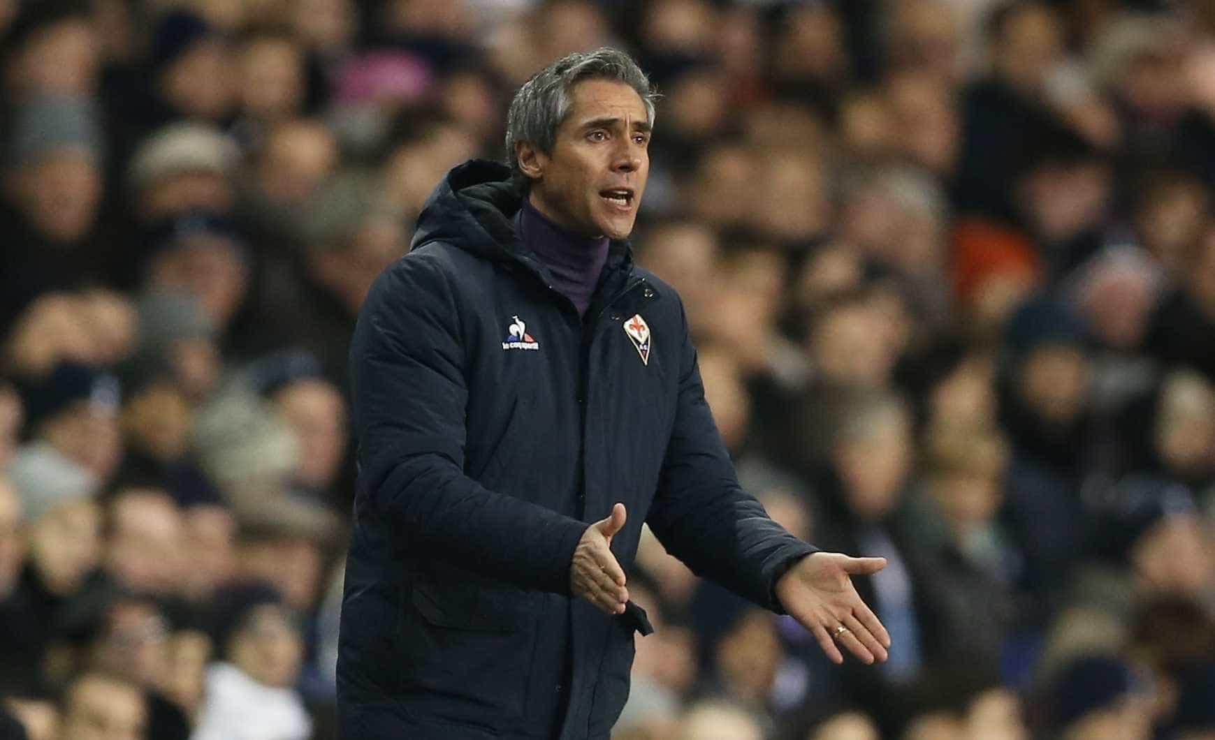 Paulo Sousa (Fiorentina) -