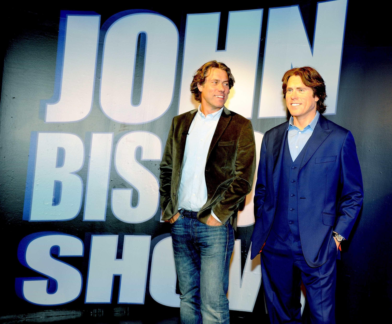 10º - John Bishop  -