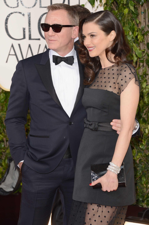 Daniel Craig e Rachel Weisz: 'Cenas de uma felicidade passada'