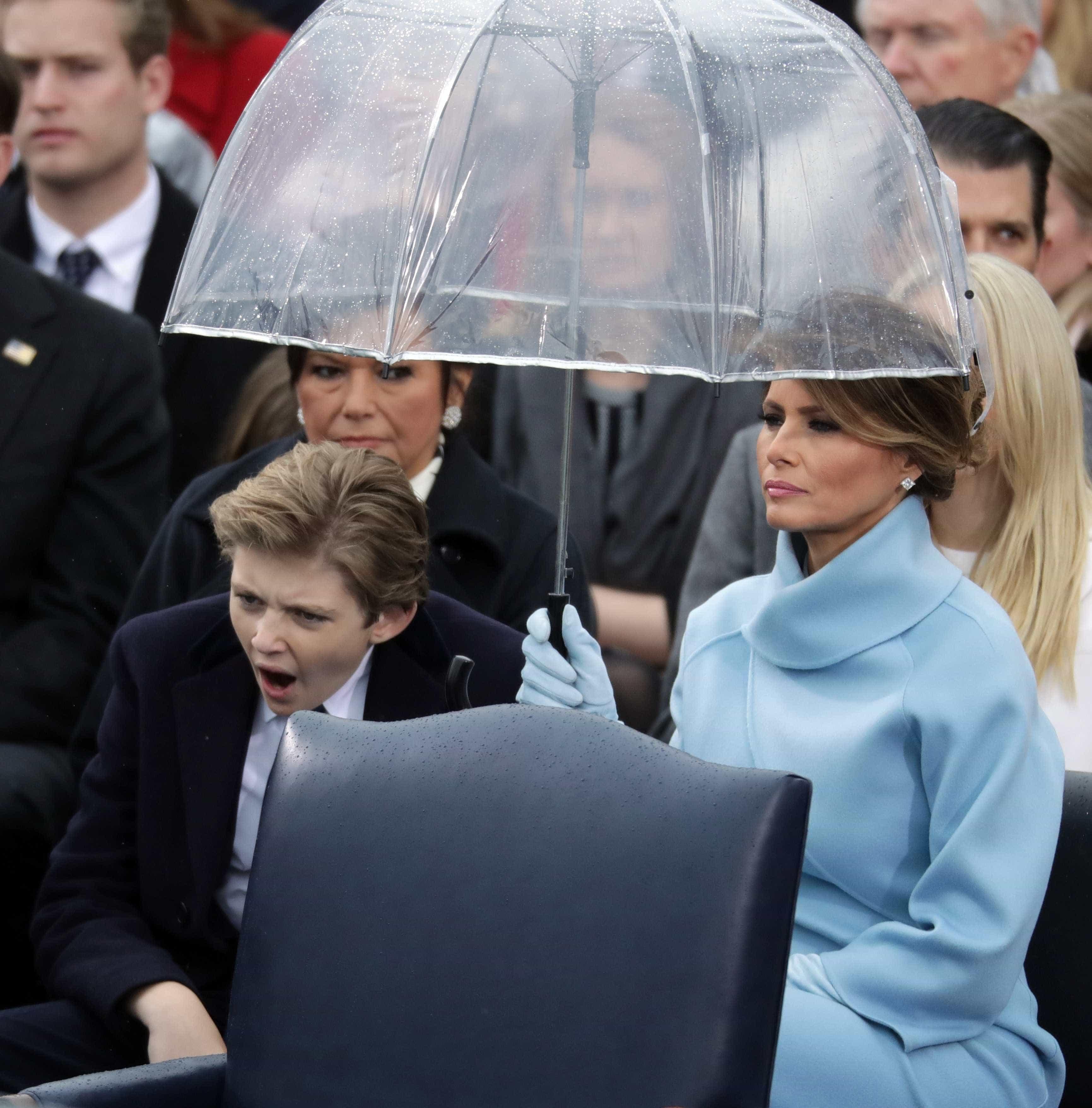 """Melania Trump infeliz. """"Está no fundo do poço"""""""