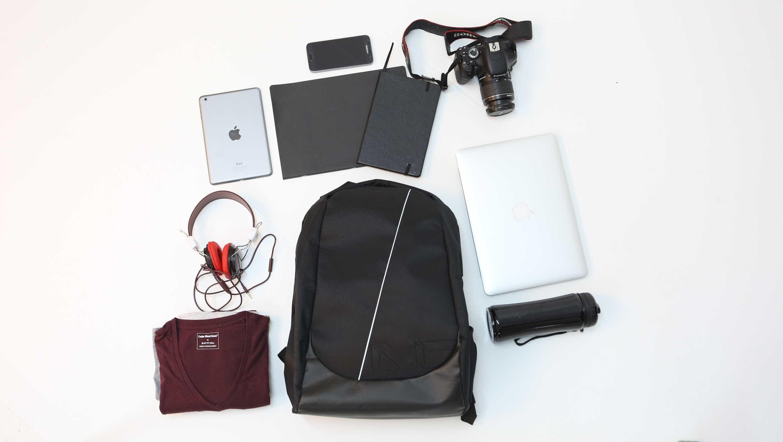 DO, a mochila portuguesa contra carteiristas que chegou ao mercado