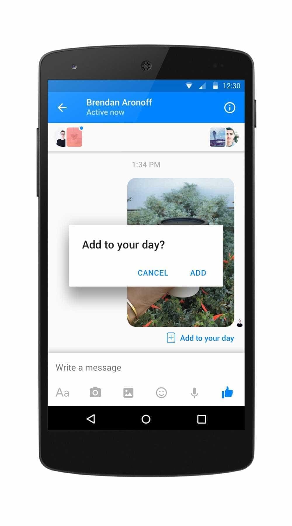 Chegou o Messenger Day, o rival do Snapchat