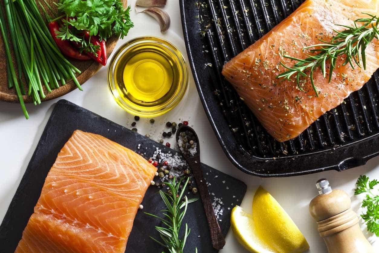 Os alimentos que deve comer quando está mais stressado