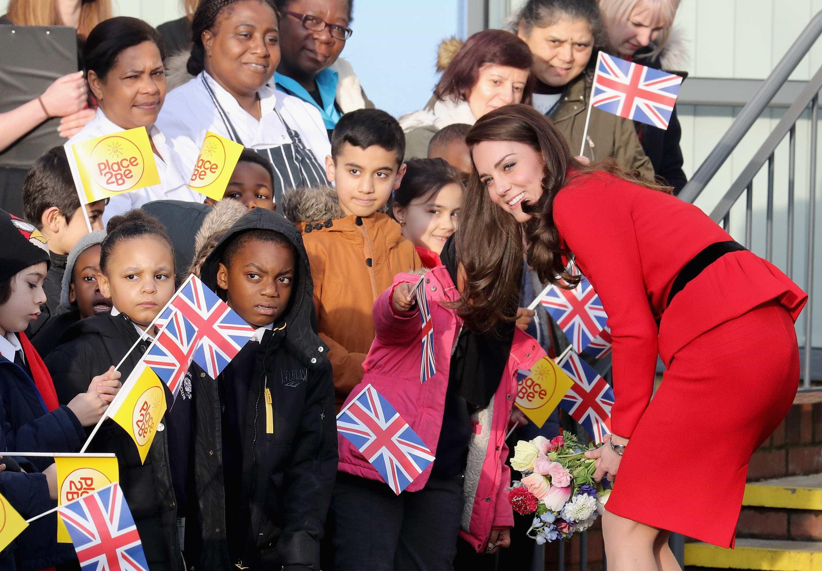 Kate Middleton vítima de bullying na escola foi seguida por terapeuta  -