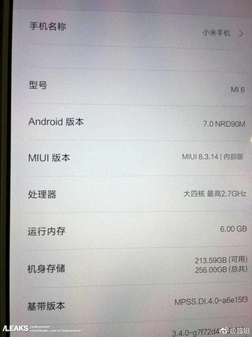 Imagem comprova alto desempenho do novo Xiaomi
