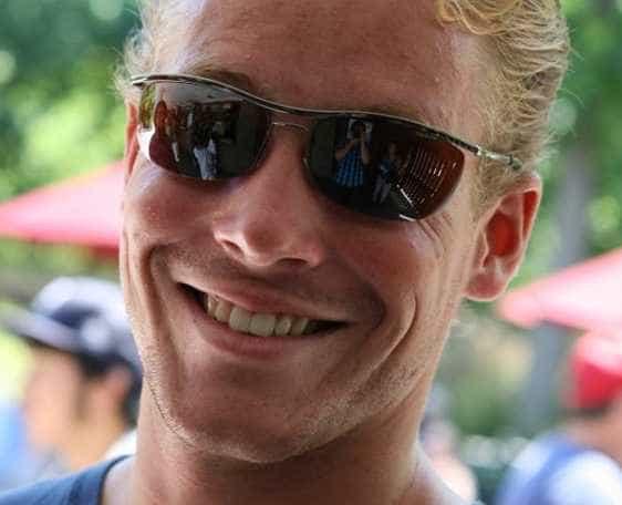 10º - Lukas Walton, 30 anos  -